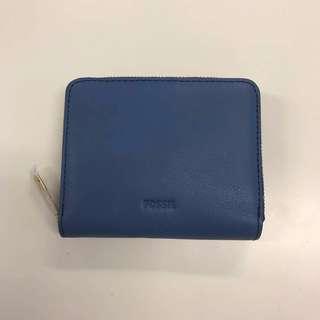 FOSSIL Emma RFID mini multi function wallet