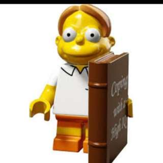 Lego Simpsons Series 2 - 71009 ( Martin Prince )