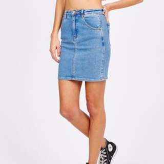 INSIGHT General Pants Denim Skirt