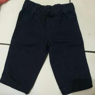 Long Pants Navy