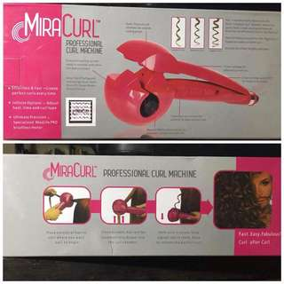 Mira Curl Hair Curling Iron
