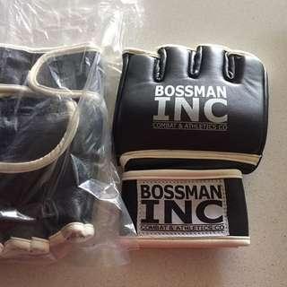 Bossman INC MMA Gloves XL