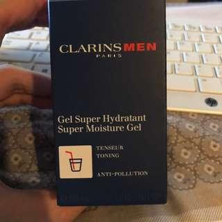 Brand New Clarins Men Super Moisture Gel