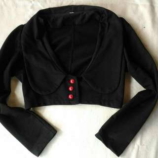 Cover up jacket