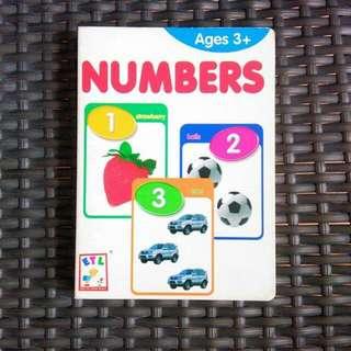 Board Book. Numbers Book