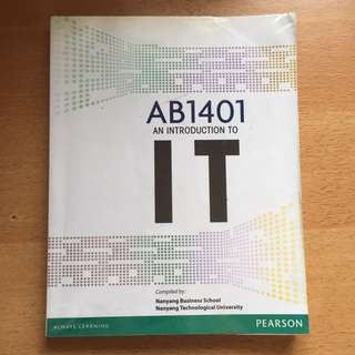 NBS Year 1 AB1401 An Introduction To IT