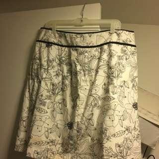 White Skirt For Sale