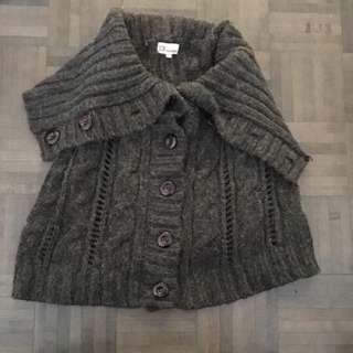 Chocolate Brown Sweater