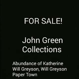 John Green Collections