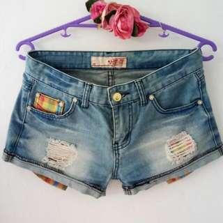 Original BNY Maong Shorts