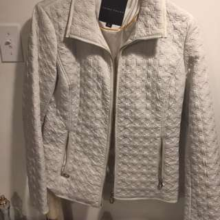 Ivanka Trump Winter White Light Jacket