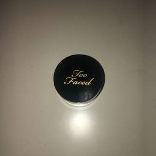 Too Faced Loose Silver Glitter Power Of Makeup