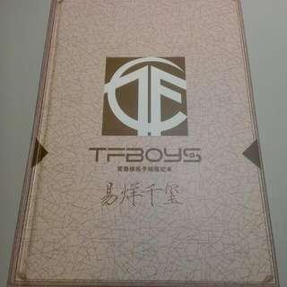 TFBOYS 筆記本