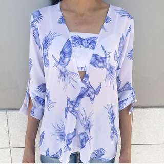 SKEIKE Blouse Top