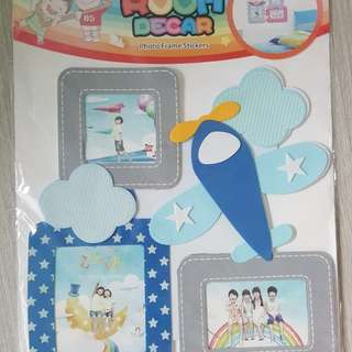 Photo Frame Stickers