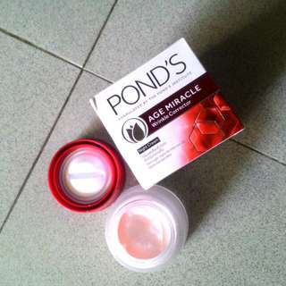 Pond's Age Miracle Night Cream
