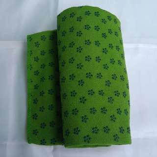 Yoga Towel Hijau