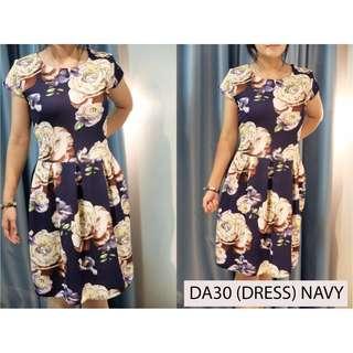 DRESS FLOWER DA30