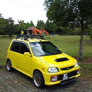 Perodua Kancil L2s Turbo (m)