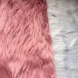 Fur Faux Flatlays