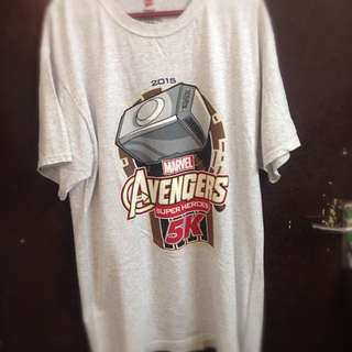T-shirt Marvel The Avengers(sponsored By)