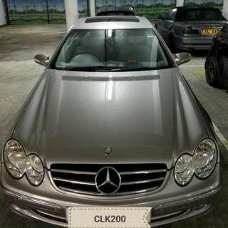 Benz~CLK200