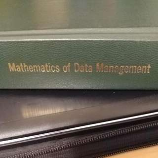 McGraw-Hill Ryerson Data Management Textbook