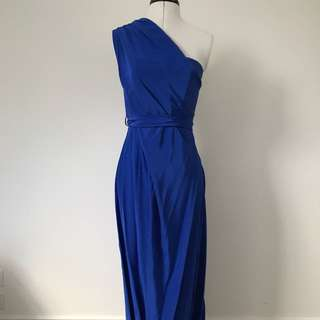 Zimmerman Formal Silk Maxi