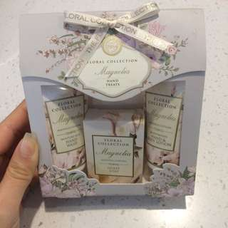 Marks And Spencer Gift Set Hand Lotion And Soap