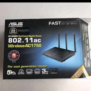Used ASUS Wireless Router