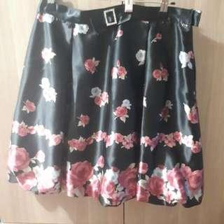 🚚 0918玫瑰短裙