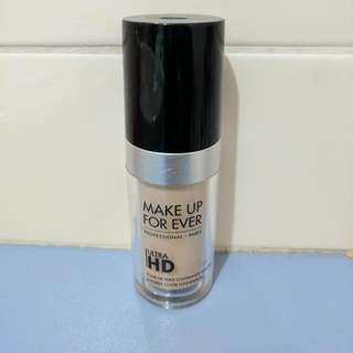 Makeup Forever Ultra HD Foundation, Shade Y225