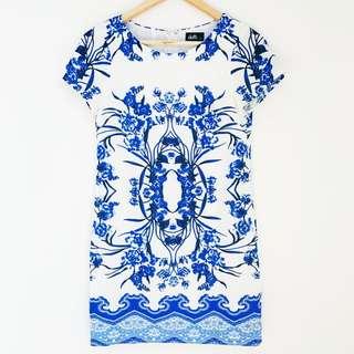 • China Blue Dress • 💙