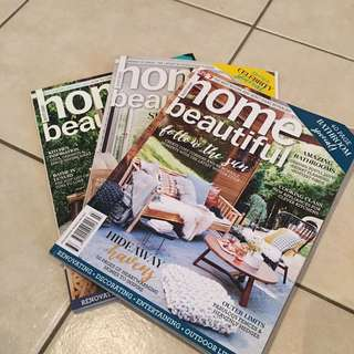 Home Beautiful Magazines