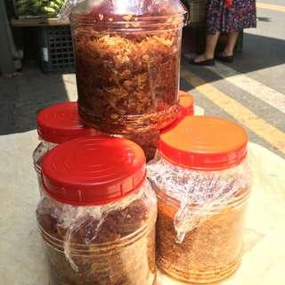 客家油蔥酥✨手工製作,純天然無防腐劑