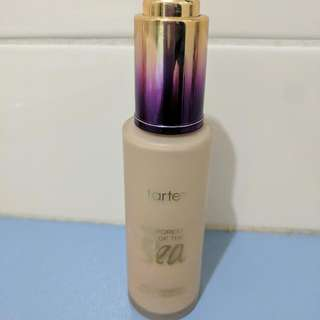 TARTE Rainforest Of The Sea Water Foundation. Shade Light Sand.