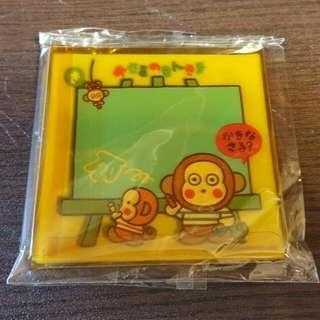 Sanrio馬騮中古膠Memo紙❤