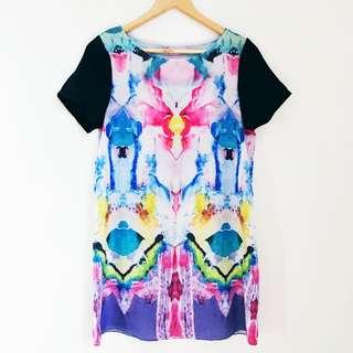 • Watercolour Dress! • 🎨