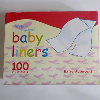 Tollyjoy Baby Liners