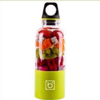 Bingo Juicer Cup USB 充電隨身榨汁機 (蘋果綠)