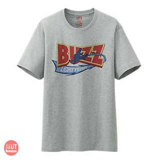 Uniqlo UT T-shirt PIXAR 'BUZZ Lightyear'