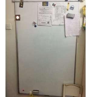 White Board 白板