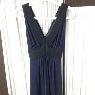 BNWT M&S Empire Line Dress UK 10