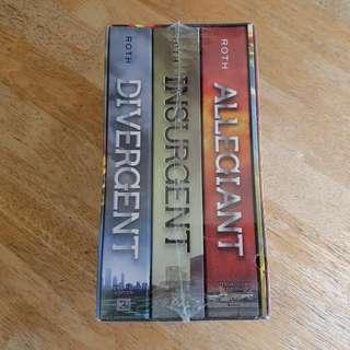 Brand New Divergent Series