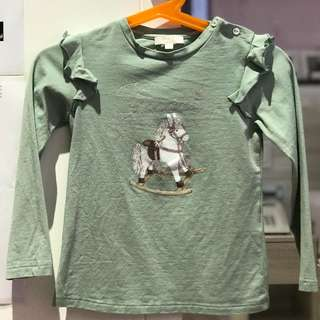 b5f4a646bb6 Gucci Long Sleeve Shirt For 24 Months Old Girl