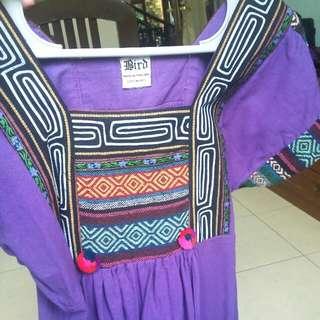BANGKOK DRESS WHATYOUWEAR BY SARAH AZKA