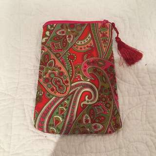Hand Made Zip Pouch