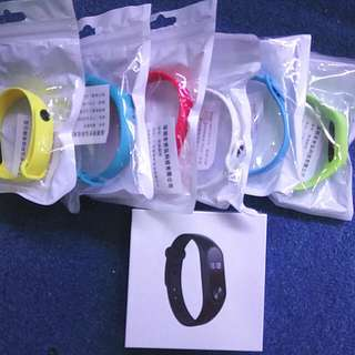 Ready Stock 100% Original XiaoMi Band 2 (OLED)  MI2 XIAO MI SmartBand Sports Bracelet