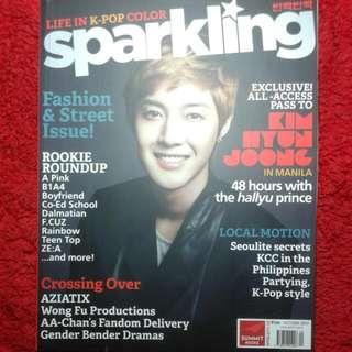 Sparkling Magazine October 2011