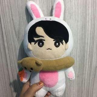 (fast selling) Jungkook Doll Fansite (hi_spring)